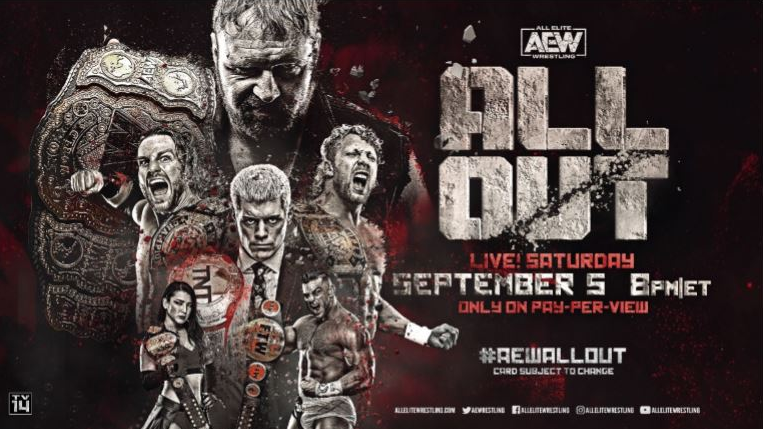 What: AEW's annual Labor Day PPV event